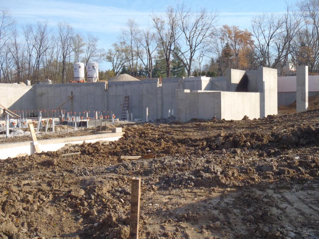 Oak Hill Supportive Living Fogarty Concrete Construction